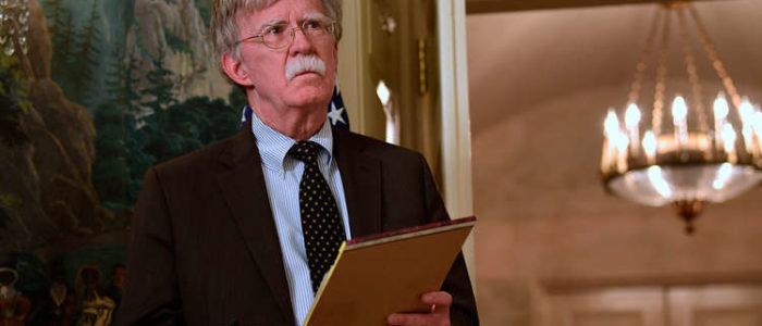 جون بولتون يستعد لزيارة موسكو وسط مخاوف بشأن معاهدة الصواريخ