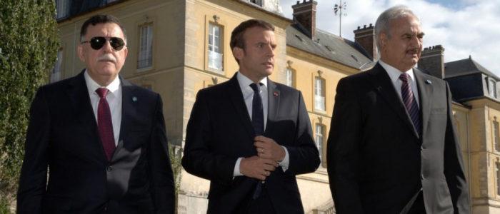 تهميش بعض الأطراف الليبية قد يعصف بمبادرة ماكرون.. مجموعة الأزمات الدولية: اجتماع باريس قد يؤتي نتائج عكسية