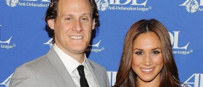 ماذا فعل زوج ميغان ماركل السابق يوم الزفاف الملكي؟