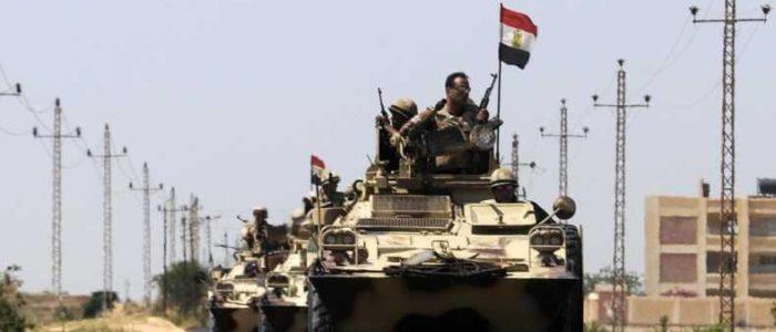 بيان القوات المسلحة الـ23 عن عملية سيناء 2018 (نص كامل)
