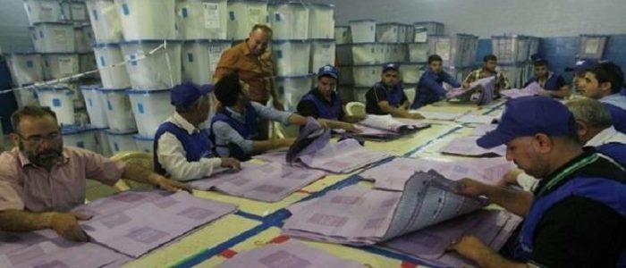 إلغاء نتائج ألف محطة في انتخابات العراق