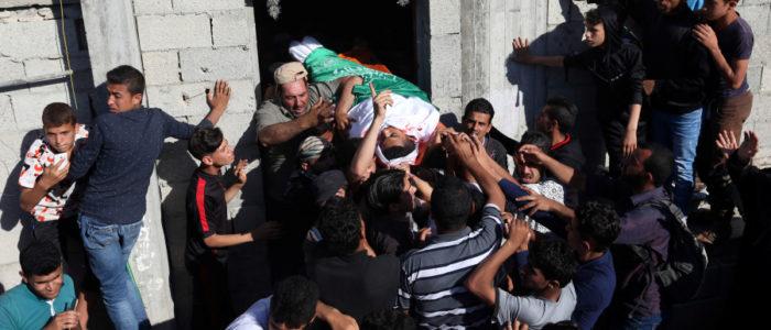 مقتل فلسطينيين وإصابة ثالث بنيران إسرائيلية