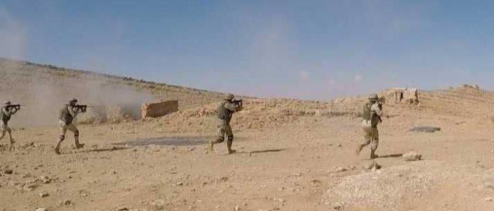مقتل جنديين و8 مسلحين في سيناء