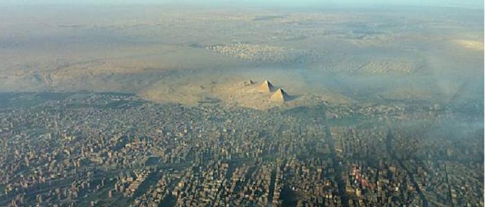 كشف غموض مبنى أثري ضخم في مصر!