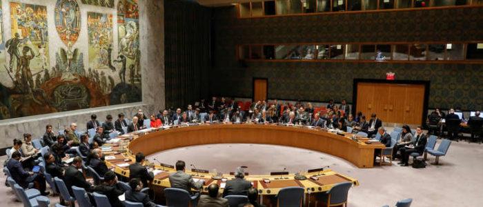 مجلس الأمن يبحث مشروع قرار كويتيا حول إرسال بعثة دولية لحماية الفلسطينيين