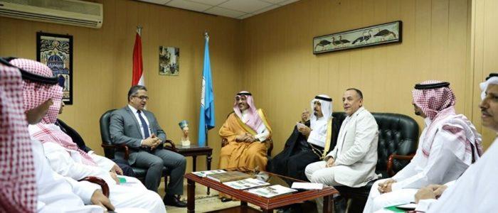 السعودية تستعين بالآثار المصرية في المتاحف والحفائر