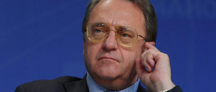 بوجدانوف: هناك اتفاق على عقد لقاء ثلاثي روسي أردني أمريكي في سوريا