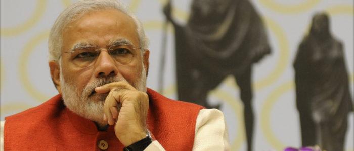 رئيس وزراء الهند يجري اتصالا هاتفيا بعمران خان