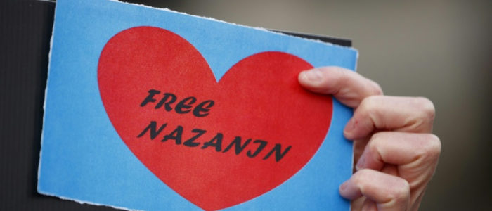 مثول بريطانية مسجونة في ايران أمام المحكمة بتهمة جديدة