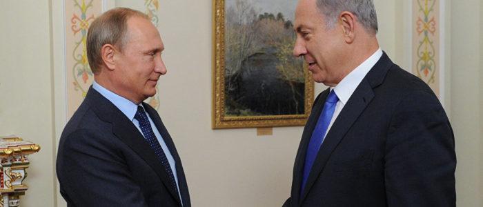 إسرائيل تتعهد لروسيا بالأمان للأسد وتطالب بخروج إيران من سوريا