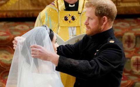بالفيديو والصور.. الإعلان رسميا عن زواج هاري وميجان