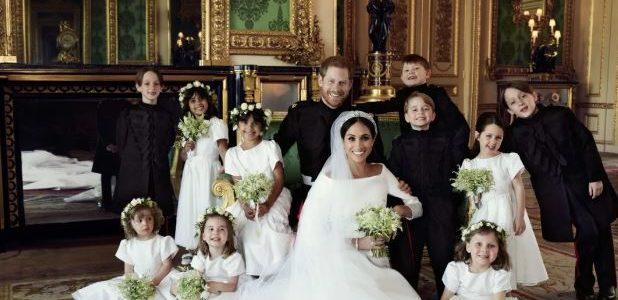 كيف كرم الأمير هاري والدته الأميرة ديانا في حفل زفافه الملكي؟