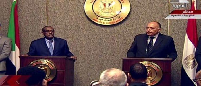 وزير الخارجية السوداني: لقاء بين السيسي والبشير يعقد في أكتوبر المقبل