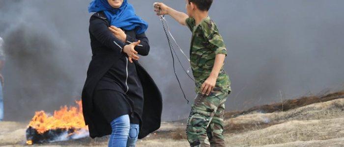 صحيفة الجارديان تروي قصة وصال.. هكذا قُتلت فتاة في غزة