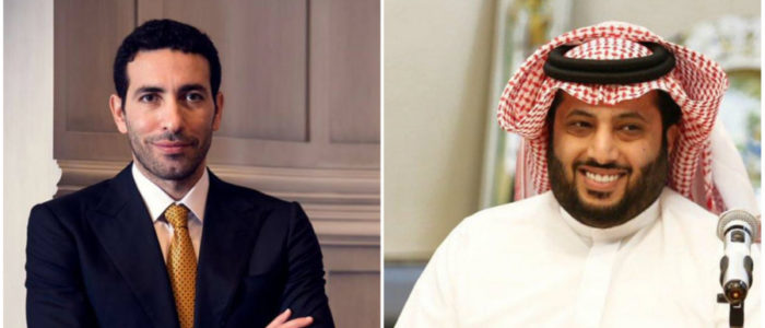 """آل الشيخ يهاجم أبو تريكة: """"ليس له خير في بلده.. طلب وساطتي ليعود لمصر أو العمل بالسعودية"""""""