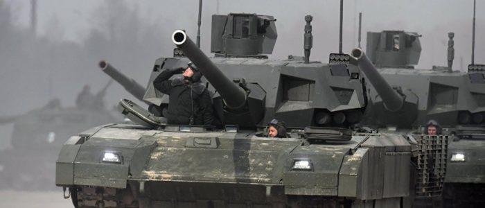 """حرب الدبابات…""""أرماتا"""" الروسية ضد """"ميركافا"""" الإسرائيلية"""
