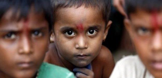 """مسلحون من مسلمي الروهينجا """"ارتكبوا مجزرة"""" ضد هندوس"""