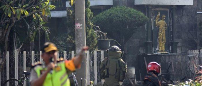 شرطة إندونيسيا تقتل 4 رجال بعد هجوم على مقر لها