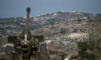 الجيش السورى يستهدف رتلا عسكريا تركيا بإدلب