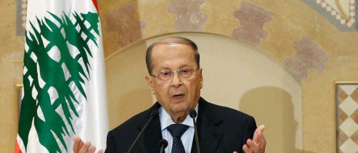 التايمز: الضغوط تتزايد على عون بعد وثائق تكشف معرفته بوجود نترات الأمونيوم في مرفأ بيروت