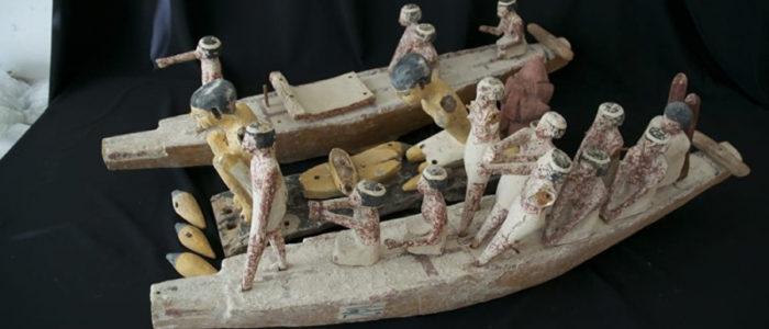 الخارجية تطالب إيطاليا بتفاصيل العثور على آثار مصرية داخل حاوية دبلوماسية