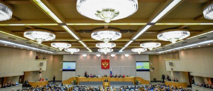 النواب الروس يرجئون اصدار قانون لمواجهة العقوبات الغربية