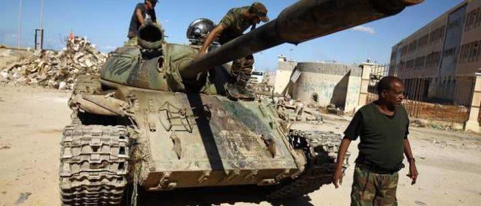 الجيش الليبي يعلن استعادة عدة مناطق في درنة