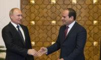 مصر بوابة روسيا لاختراق الشرق الأوسط اقتصادياً، تفاصيل المنطقة الصناعية التي ستبنيها موسكو في بورسعيد