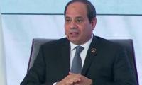 الرئيس السيسى يوفد مندوبين للتعزية
