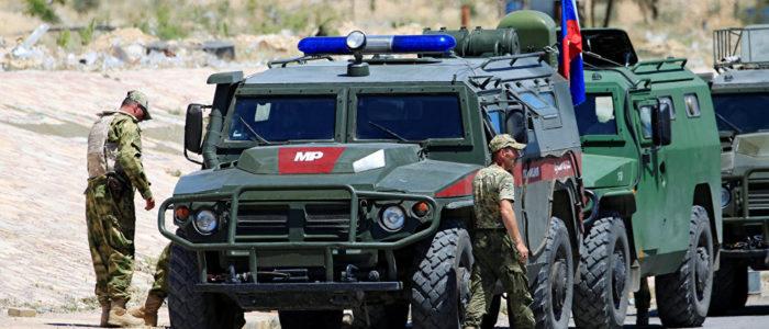 الدفاع الروسية: مقتل 4 جنود روس بنيران مسلحين في سوريا