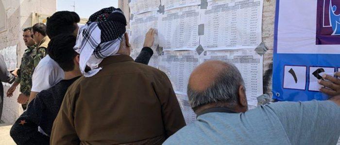 مفوضية الانتخابات بالعراق: لدينا موظفين محاصرين وبحكم الرهائن في كركوك