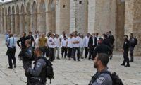 إسرائيل تسمح لليهود بأداء صلواتهم في المسجد الأقصى قريباً