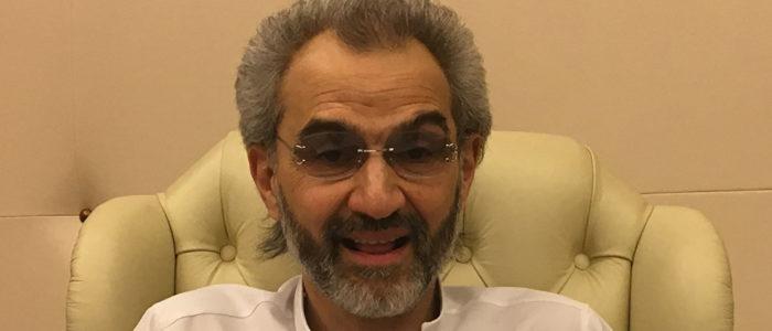 """الوليد بن طلال يعزز استثماراته في """"كريم"""" لنقل الركاب"""