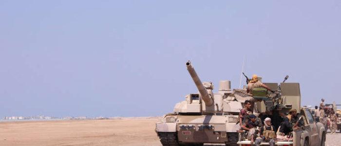 مدّ وجزر على الساحل الغربي بين قوات هادي والحوثيين