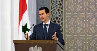 الأسد: ليست لدينا قوات إيرانية وهناك ضباط إيرانيون يساعدون الجيش السورى