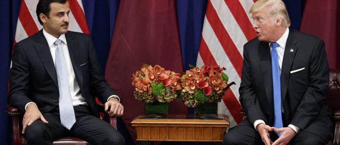 صحف تكشف كواليس وتحركات سرية من السعودية وقطر داخل أروقة البيت الأبيض
