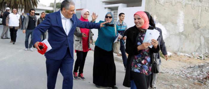امتحان للديمقراطية المحلية.. تونس تختار مجالسها في أول انتخابات بلدية بعد الثورة