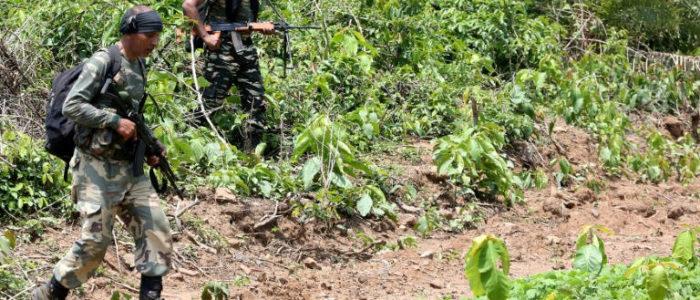 مقتل ستة شرطيين هنود على أيدي المتمردين الماويين