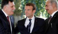 السراج: نطالب فرنسا باتخاذ موقف واضح حيال هجوم حفتر
