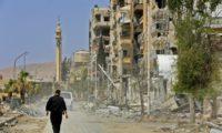 """الأسد يعتبر الاتهامات باستخدام اسلحة كيميائية في دوما """"مهزلة"""""""