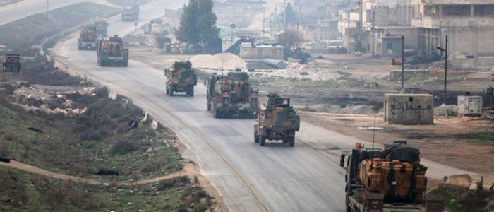 سوريا تندد بالتوغل التركي الأمريكي في منبج