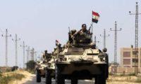 الداخلية: القضاء علي مجموعة إرهابية في سيناء