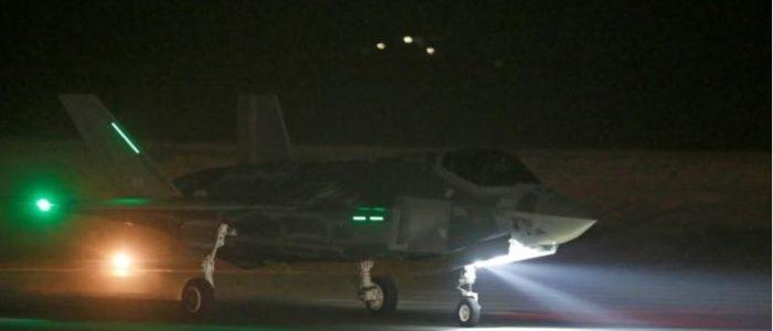 الولايات المتحدة على وشك وقف تسليم مقاتلات إف-35 لتركيا