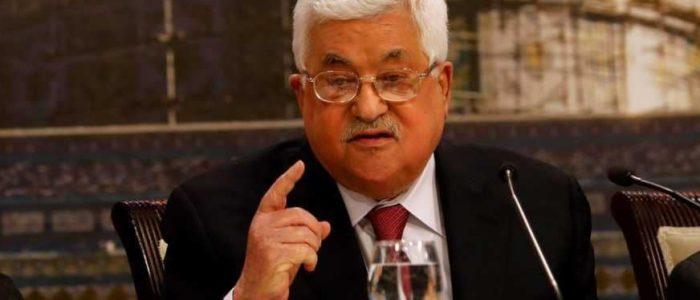 عباس يغادر المستشفى ويقول إنه بصحة جيدة وسيعود للعمل غدا