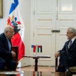 تشيلي تدعم مساعي عباس لاعلان دولة فلسطينية
