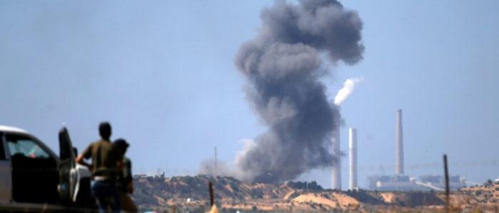 مصر والأمم المتحدة يعملان علي منع الحرب في غزة
