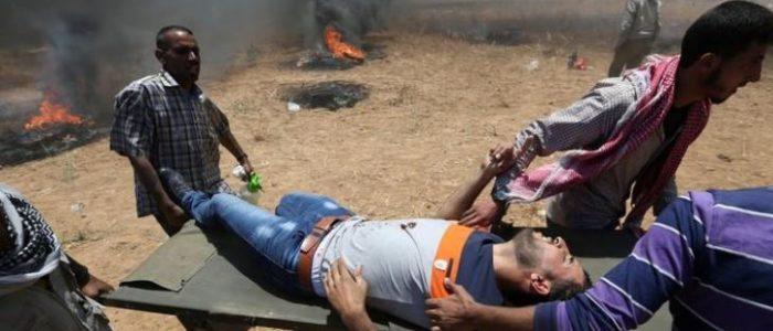 مقتل فلسطيني بقصف إسرائيلي شمالي غزة