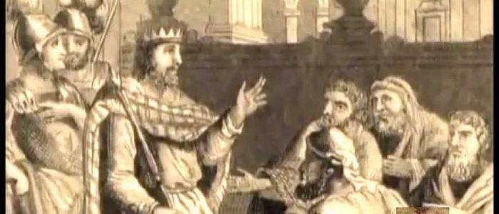 قصة قورش.. الملك الفارسي الذي يحبّه اليهود وطبعوا صورته على عملة تذكارية
