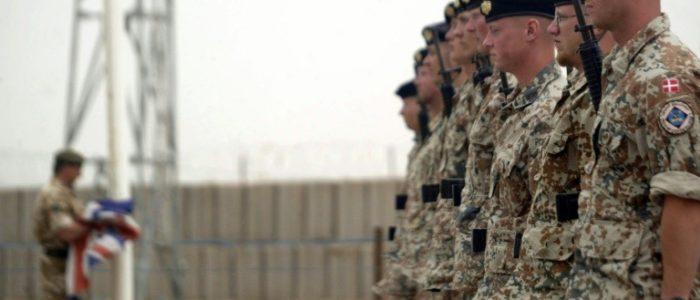 الدنمارك تعلن سحب قواتها الخاصة من العراق
