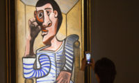 اللعنة تطارد لوحات بيكاسو .. للمرة الثانية تضرُّر إحدى أبرز أعماله عن طريق الخطأ!